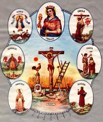 The Seven African Powers » Santeria Church of the Orishas