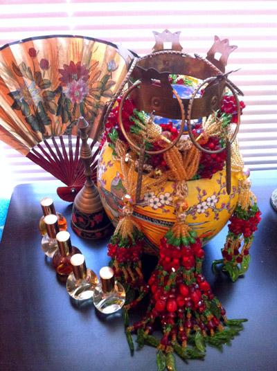 Santeria Orisha Symbols